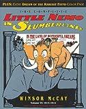 Complete Little Nemo in Slumberland: In the Land of Wonderful Dreams, Pt 1, 1913-1914