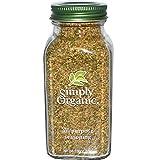Simply Organic(シンプリー オーガニック) All-Purpose Seasoning(万能調味料) 2.08 oz (59g) [海外直送品]