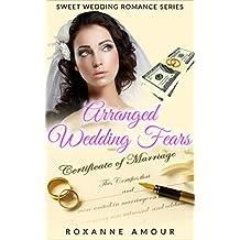 Modern Christian Romance: Arranged Wedding Fears ( Modern Christian Romance Series Book 1)