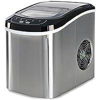 Best Choice Products コンパクトデジタルアイスメーカー 2キューブサイズ シルバー SKY3810