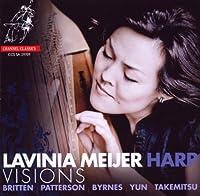 Visions - Britten; Takemitsu; Patterson [Hybrid SACD] by Lavinia Meijer (2010-02-09)