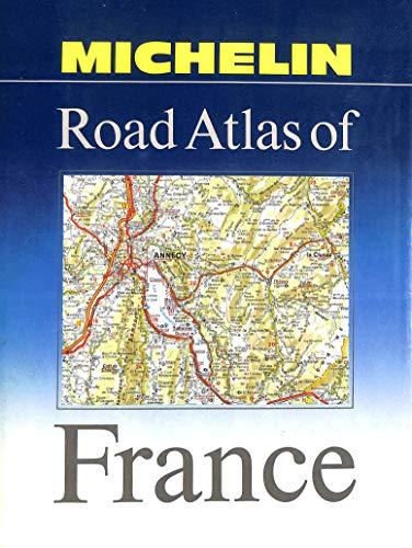 Download Michelin Road Atlas of France 0600333892