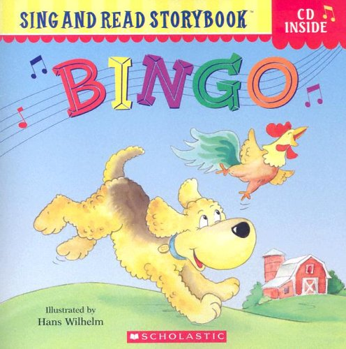 Bingo! (Sing and Read Storybook (Book & CD))の詳細を見る
