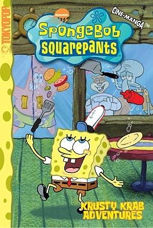 Spongebob Squarepants: Krusty Krab Adventures (Spongebob Squarepants (Tokyopop))