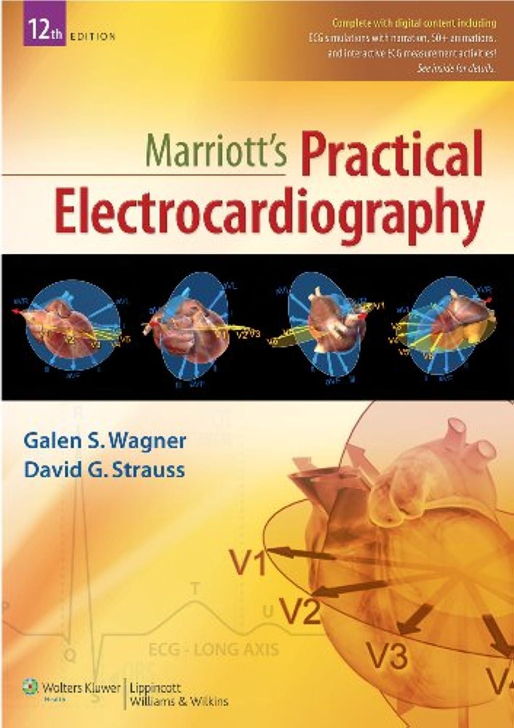 バージン逃れる灰Marriott's Practical Electrocardiography (English Edition)