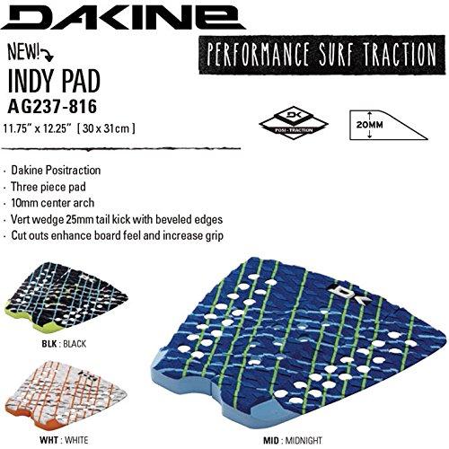 2016 ダカイン デッキパッド DAKINE INDY PAD AG237-816 サーフィン デッキパッチ