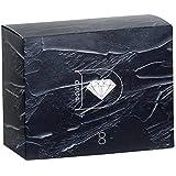 ダイヤモンドスキンジェルパック×9箱 (1箱/8回分) 1回のパックで実感、もっちり肌。 琉球粘土×高濃度炭酸ガス フェイスパック