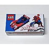 USJ 公式 限定 商品 【 トミカ スパイダーマン カー 】 スパイダーマン グッズ SPIDER-MAN