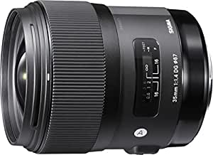 SIGMA 単焦点広角レンズ Art 35mm F1.4 DG HSM キヤノン用 フルサイズ対応 340544