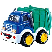 Small World Toys Vehicles - First Garbage Truck R/C