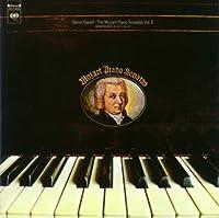 モーツァルト:ピアノ・ソナタ集第3巻(第8,10,12,13番)(紙ジャケット仕様)