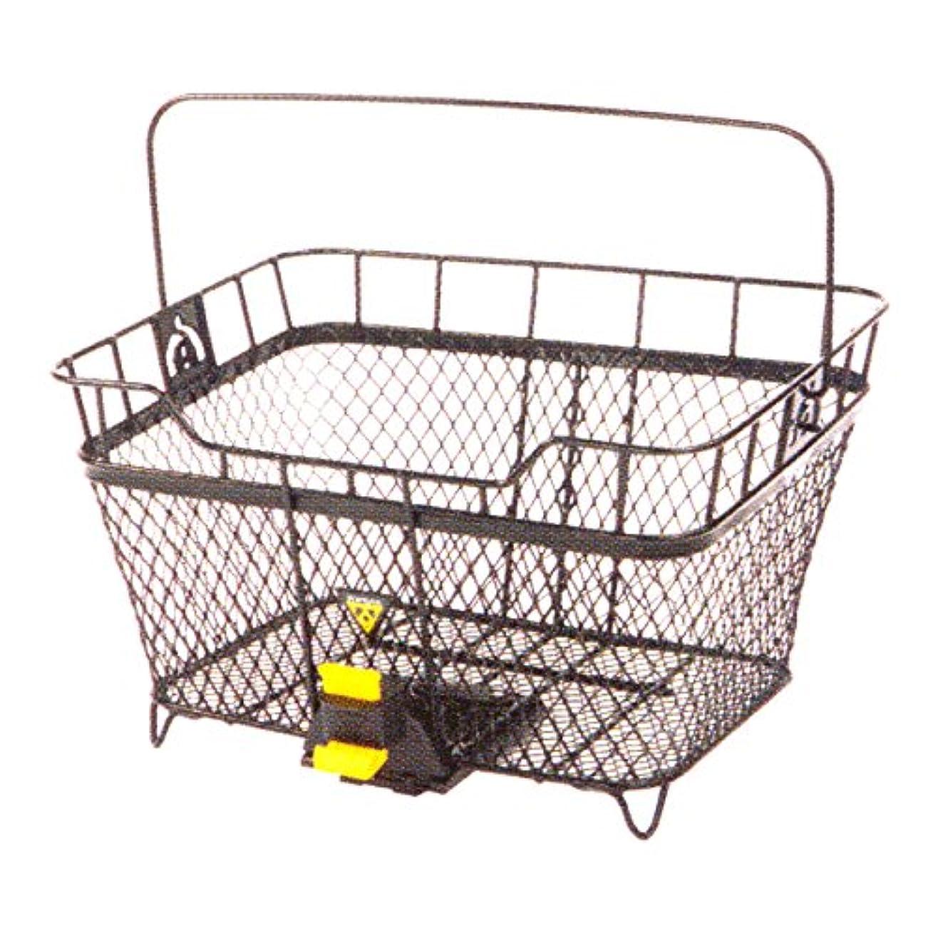 どこでもキー乳TOPEAK(トピーク) MTX Basket Rear ブラック