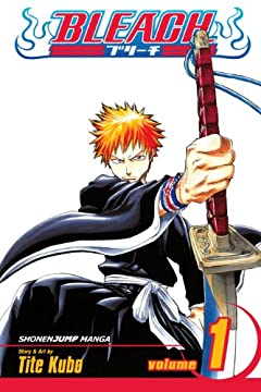 Bleach, Vol. 1: Strawberry and the Soul Reapersの書影