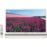 シャープ ブルーレイ内蔵HDD搭載AQUOS 液晶テレビ 32型 ホワイト系 LC-32R30-W