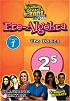 Sds Pre-Algebra Module 1: The Basics [DVD] [Import]