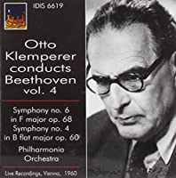 Otto Klemperer Conducts Beethoven Vol. 4