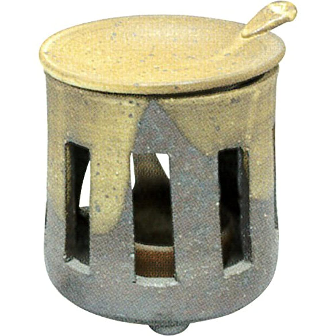 バンカー味方トリッキー茶香炉 : 常滑焼 焜清 茶香炉?サ39-03