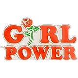 Shinmond 8 Styles Feminism Liberalism Hurray ! Women's Feminist Motivational Female Red Rose Girl Power Uterus I Do What I Wa