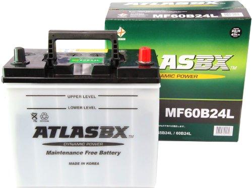 ATLASBX [ アトラス ] 国産車バッテリー [ Dynamic Power ] AT (MF) 60B24L