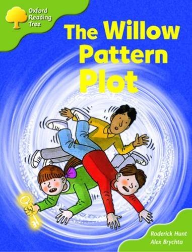 Oxford Reading Tree: Stage 6 and 7: More Storybooks B: the Willow Pattern Plotの詳細を見る