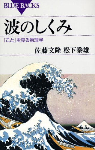 波のしくみ—「こと」を見る物理学 (ブルーバックス)