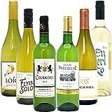 シニアソムリエ厳選 直輸入 白ワイン6本セット((W0AFG1SE))(750mlx6本ワインセット)