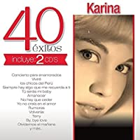 40 Exitos by Karina