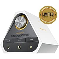 Sound Blaster X7 Limited Edition (Pearl White) - H…