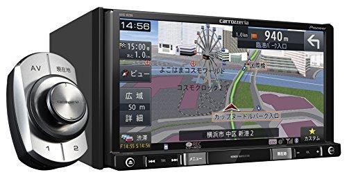 カロッツェリア(パイオニア) 楽ナビ AVIC-RZ99 7型 カーナビ フルセグ/DVD/CD/SD/Bluetoothオーディオ