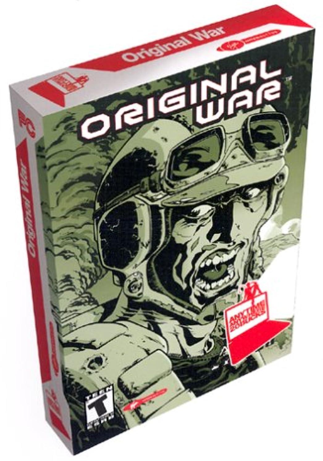 感謝する閲覧する予防接種Original War (輸入版)