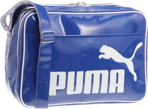 [プーマ] PUMA TS シャイニー タイプ A ショルダー M 069635  03 (チーム ロイヤル/ホワイト)