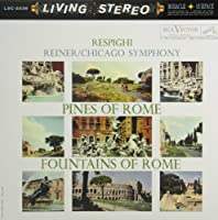 Respighi-Pines of Rome/Fountains of Rome [Analog]