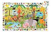 【DJECO/ジェコ】探し絵パズル ジャングル 35ピース【DJ07590】
