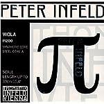PETER INFELD ペーター・インフェルド π ビオラ弦セット