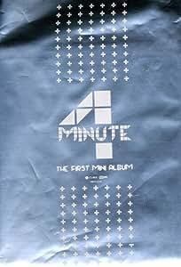 4Minute Mini Album - For Muzik(韓国盤)