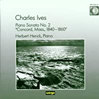Piano Sonata No.2. by CHARLES IVES
