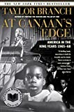 At Canaan's Edge: America in the King Years, 1965-68 (America in the King Years (Paperback)) (Paperback) - Common