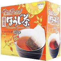 ハラダ製茶 やぶ北ブレンド徳用ほうじ茶 2g×50P