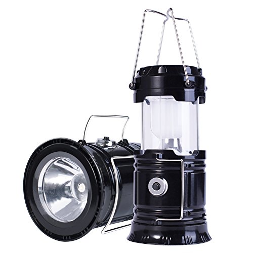 YIEASY アウトドアライト キャンプランタン 電池式LED 折り畳式 ランタン 懐中電灯 スライド式 災害