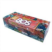 驚異の防臭袋 BOS (ボス) Mサイズ 90枚入り 【袋カラー:ホワイト】8-6359-02