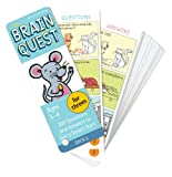 Brain Quest For Threes: 300 Questions and Answers to Get a Smart Start: Ages 3-4 画像