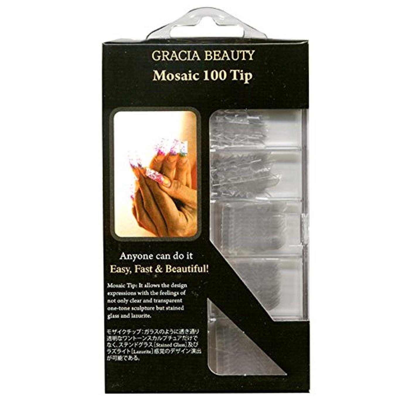 洗剤バングラデシュ郵便局グラシア ジェルネイル モザイクチップ ブラック 100P