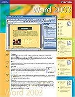 Course Ilt Microsoft Word 2003: Coursecard (Coursecards)