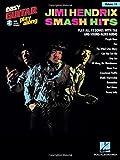 Jimi Hendrix - Smash Hits: Easy Guitar Play-Along Volume 14 by Jimi Hendrix(2015-04-01)