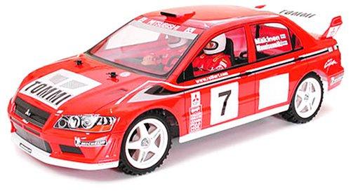 1/10 電動ラジオコントロールカー シリーズ ランサーEvo.VII WRC