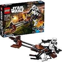 レゴ(LEGO)スター?ウォーズ スカウト?トルーパー™ & スピーダー?バイク 75532