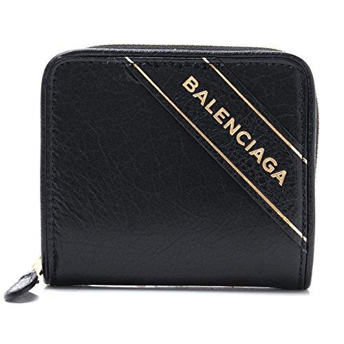 (バレンシアガ) BALENCIAGA 二つ折り財布 小銭入れ付き BLANKET ブランケット ARENA [並行輸入品]