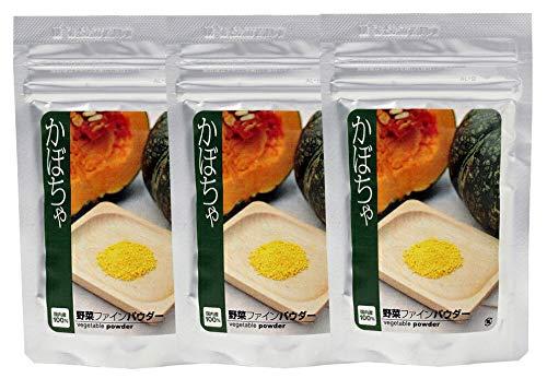 【Amazon.co.jp限定】 かぼちゃパウダー 45g入3袋セット ×3袋
