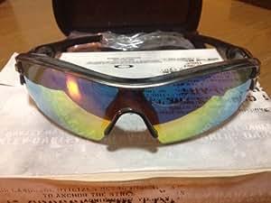 オークリー (OAKLEY) サングラス RADAR PATH (レーダーパス) Crystal Black/Clear 09-686J