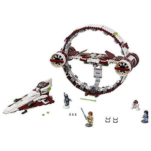 LEGO Star Wars Jedi Starfighter with Hyperdrive [ 75191–825個]